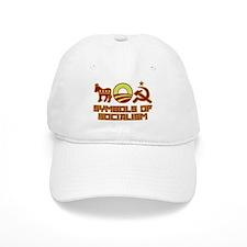 Symbols of Socialism Baseball Cap