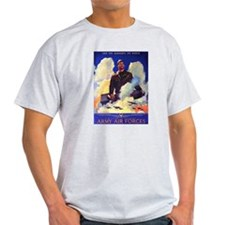 Ramparts We Watch Air Force (Front) T-Shirt