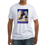 Ramparts We Watch Air Force (Front) Fitted T-Shirt