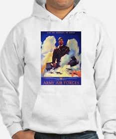 Ramparts We Watch Air Force Jumper Hoody
