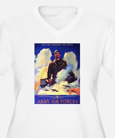 Ramparts We Watch Air Force T-Shirt
