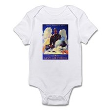Ramparts We Watch Air Force Infant Bodysuit