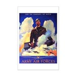 Ramparts We Watch Air Force Mini Poster Print