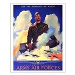 Ramparts We Watch Air Force Small Poster