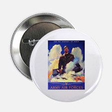 """Ramparts We Watch Air Force 2.25"""" Button"""