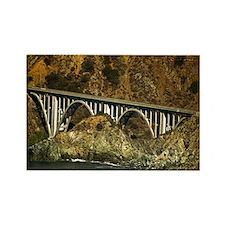 Big Sur Bridge 2 Rectangle Magnet