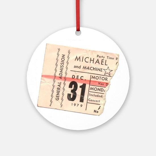 Michael Quatro's Own Keepsake (Round)