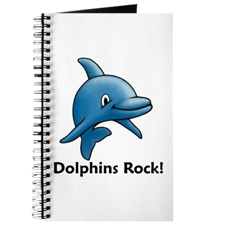 Dolphins Rock! Journal
