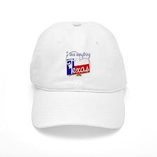 I Love Everything Texas Baseball Cap