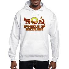 Symbols of Socialism Jumper Hoody