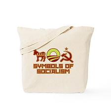 Symbols of Socialism Tote Bag