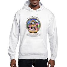 White Tara III Jumper Hoody