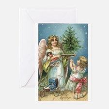 Angelic Christmas Greeting Cards (Pk of 10)