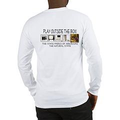 Play Outside The Box Long Sleeve T-Shirt