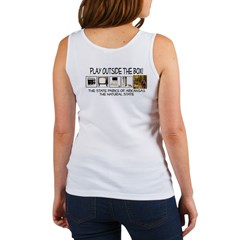 Play Outside The Box Women's Tank Top