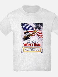Colors Won't Run Patriot T-Shirt