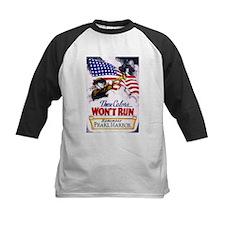 Colors Won't Run Patriot Tee