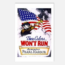 Colors Won't Run Patriot Postcards (Package of 8)