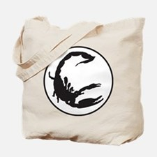 Scorpio Men Tote Bag