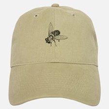 Honey Bee Baseball Baseball Cap Insect Art Baseball Baseball Baseball Cap