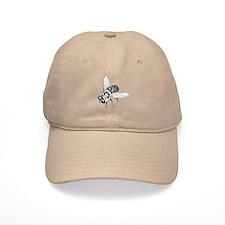 Honey Bee Baseball Cap Insect Art Baseball Baseball Cap