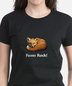 Foxes Rock! Tee