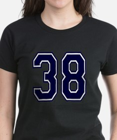 NUMBER 38 FRONT Tee