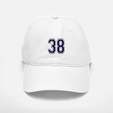 NUMBER 38 FRONT Baseball Baseball Cap