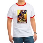 Fighting Filipinos Military Soldier Ringer T
