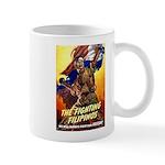 Fighting Filipinos Military Soldier Mug