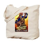 Fighting Filipinos Military Soldier Tote Bag