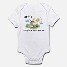Birth. Every Home Should Have One Infant Bodysuit