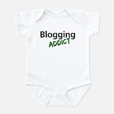 Blogging Addict Infant Bodysuit