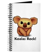 Koalas Rock! Journal