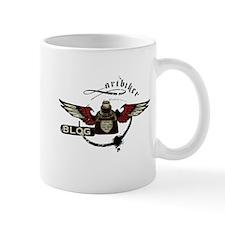 ArtBiker World Blog Mug