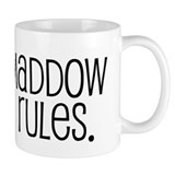 Rachel maddow Standard Mugs (11 Oz)