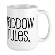 Maddow Rules. Coffee Mug