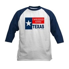 """I MESSED WITH TEXAS"" Tee"