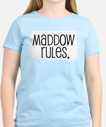 Maddow Rules. T-Shirt