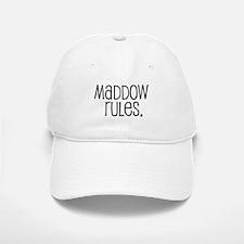 Maddow Rules. Baseball Baseball Cap