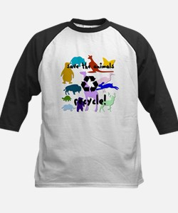 Save the Animals: Recycle! Tee