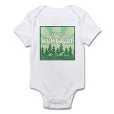 So Humboldt Infant Bodysuit