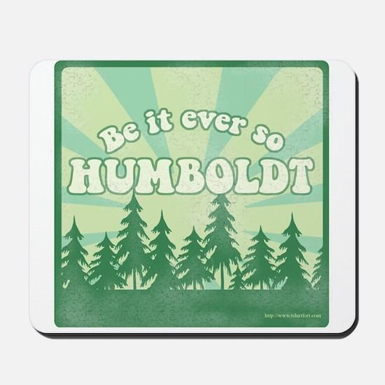 So Humboldt Mousepad