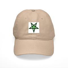 PAGAN STAR GREENMAN Baseball Cap
