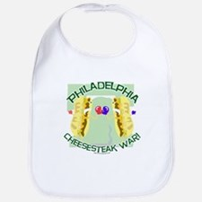 Philly Cheesesteak War Bib