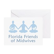 Florida Friends of Midwives Greeting Card
