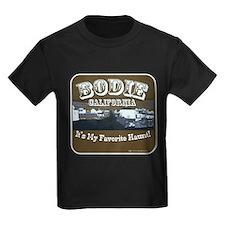 Bodie California T