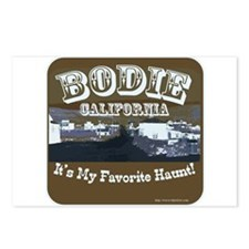 Bodie California Postcards (Package of 8)