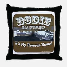 Bodie California Throw Pillow