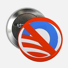 """Barack Obama 2.25"""" Button (10 pack)"""